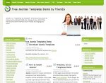 Business Affair Joomla template released
