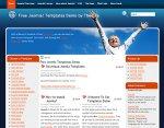 Joomla Freedom template Upcoming