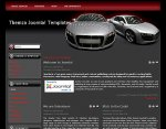 Auto Mania 1 Joomla template released