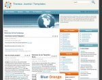Rise of Technology Joomla template released