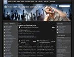 Disco Beat Joomla 1.5 template