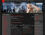 Download the Disco Beat Joomla 1.5 template
