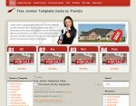 Real Estate Joomla 1.5 template