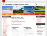 Trip Navigator Joomla 1.5 Template Upcoming