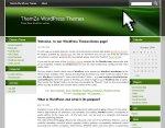 Click & Read WordPress theme
