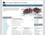 Top Architect Joomla 1.5 Template Released