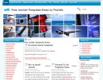 Flight Simulator Joomla template multi-lingual