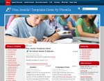 High School Joomla 1.5 Template Released