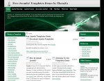 Space Rocket Joomla 1.5 Template Upcoming