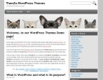 Cute Pets WordPress Theme Upcoming