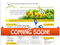 Happy Easter Joomla template upcoming
