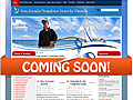 Yacht Sailing Joomla 1.5 Template Upcoming