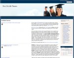 Online University Moodle theme released