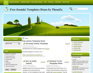 free templates blog » free joomla 1.5 templates, Powerpoint templates